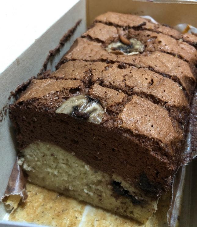 Chocolate Banana Cake