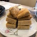 Kaya Peanut Toast