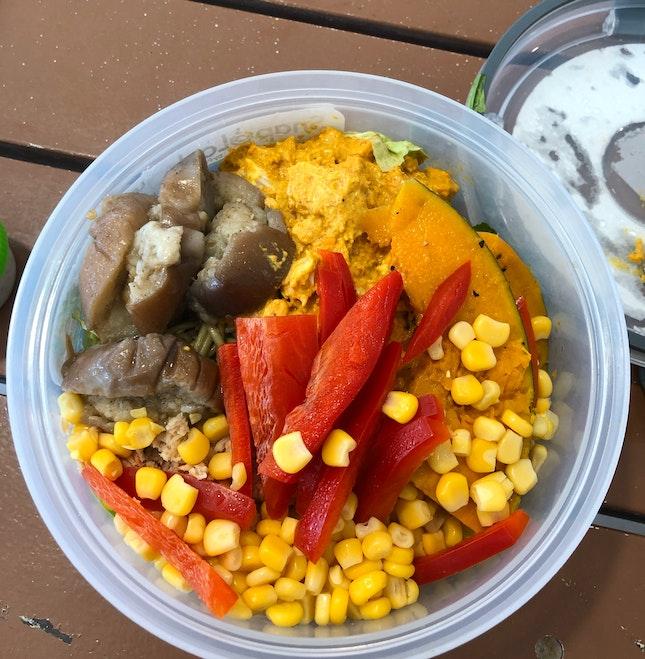 DIY Salad (Cold Proteins - $11)