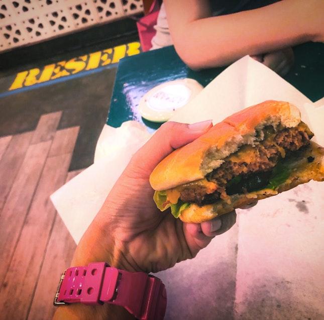 A Burger Beyond Words!