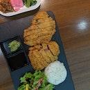 Beef Katsu