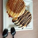 Scouffle pancakes