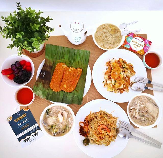 Traditional/ Local/ Peranakan Favourites
