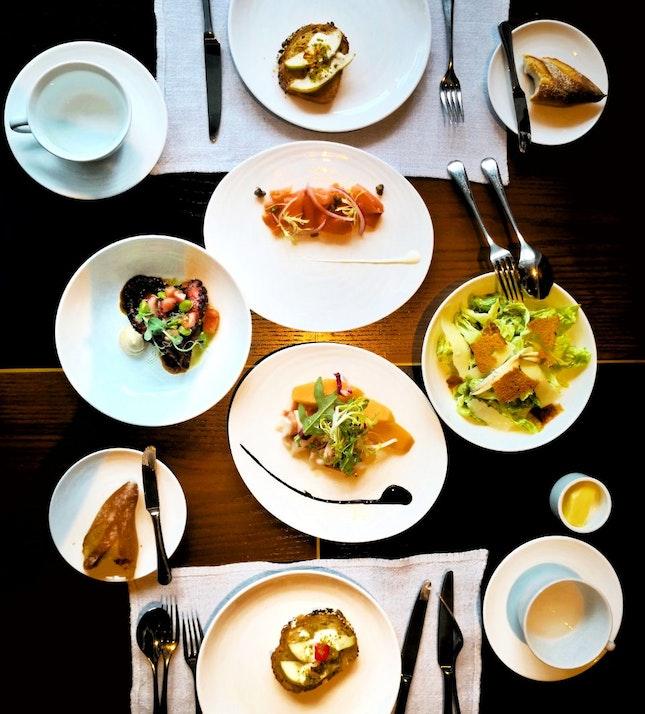 Assorted Appetisers || @OriginGrill65