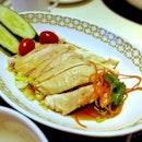 Mandarin Chicken Rice (S$27++) || @MandarinOrchard