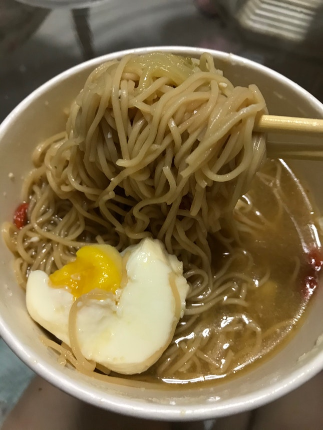 1-1 Herbal Chicken Noodles