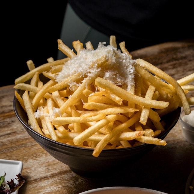 Truffle Fries [~$13.90]