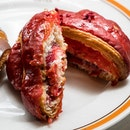 Raspberry Croissant [~$8/2 pcs]