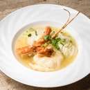 Lobster Udon [~$38]