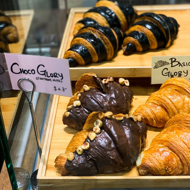 Chocolate Croissant [~$5]