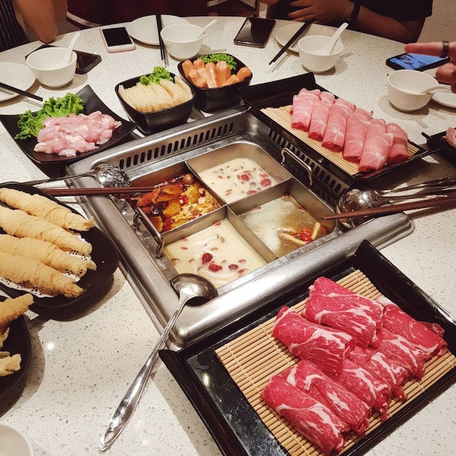 Steamboat 🥢