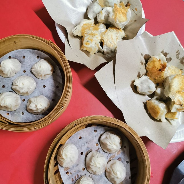 Xiao Long Baos and Guo Ties