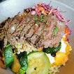 Wagyu Beef Grain Bowl