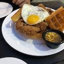 BEST. CHICKEN & WAFFLES. EVER.