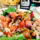 Slow Cooked Pork Salad (mini Portion)