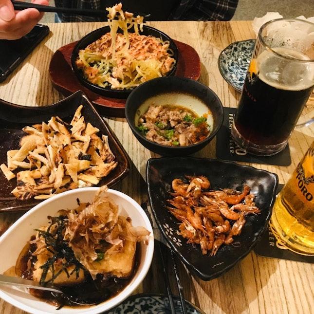Tapas Jap Food!!