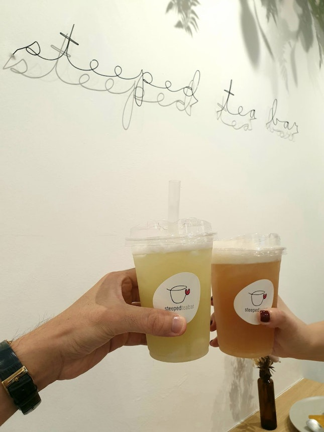 Refreshing FruitTea Experience!