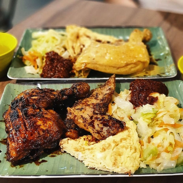 Indonesian BBQ is our all-time favourite, so sedap!!! So glad that they opened another outlet at Nex 🤩