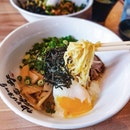 Amongst my favourite go-to comfort food, Mazesoba ranks pretty high on the list.