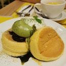 Kiseki Pancake Matcha