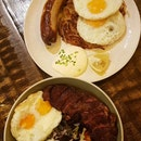 Steak And Egg & Rosti