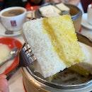 Kaya Butter Steamed Bun