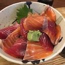 Salmon & Tuna ($17.90++)