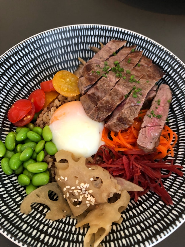 Beef Bowl ($24)