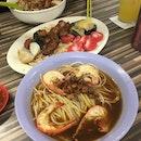 Prawn Noodles ($6)