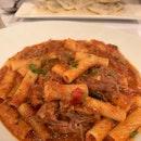 Spectacular Ravioli, Lackluster Pasta