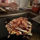 Beef Okonomiyaki ($18)