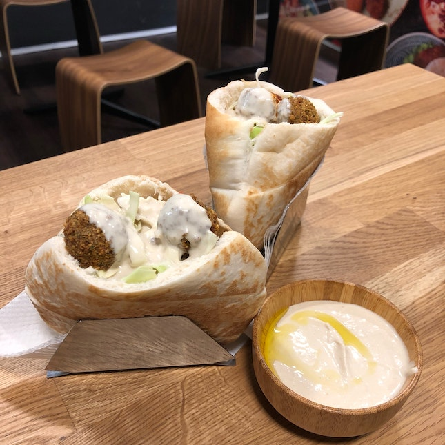 Delicious and affordable pitas