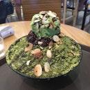 Green Tea Bingsu
