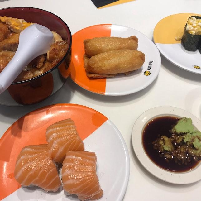 Genki Sushi At Bugis