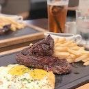 Steak & Eggs ($40)