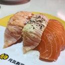 Triple Salmon Flavour