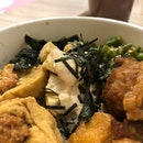 Hakka Tofu Bowl