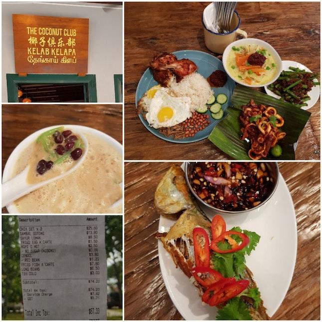 Restaurant Hopping -- Local Delights