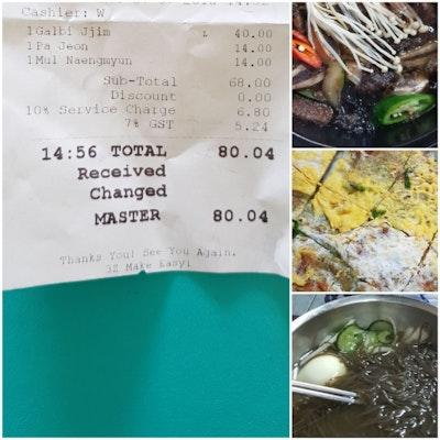 Kim S Family Food Lorong Kilat Burpple 110 Reviews