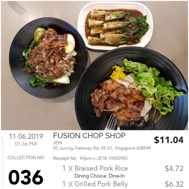 Fusion Chop Shop - 20%-Off Promotion