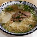 Beef noodles soup!
