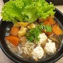 Angelica Herbal Noodle w Cordyceps ($7.90)
