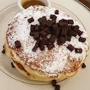 Chocolate Chunk Pancakes