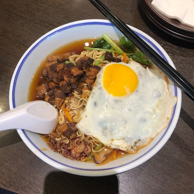 Braised pork Magee Noodle