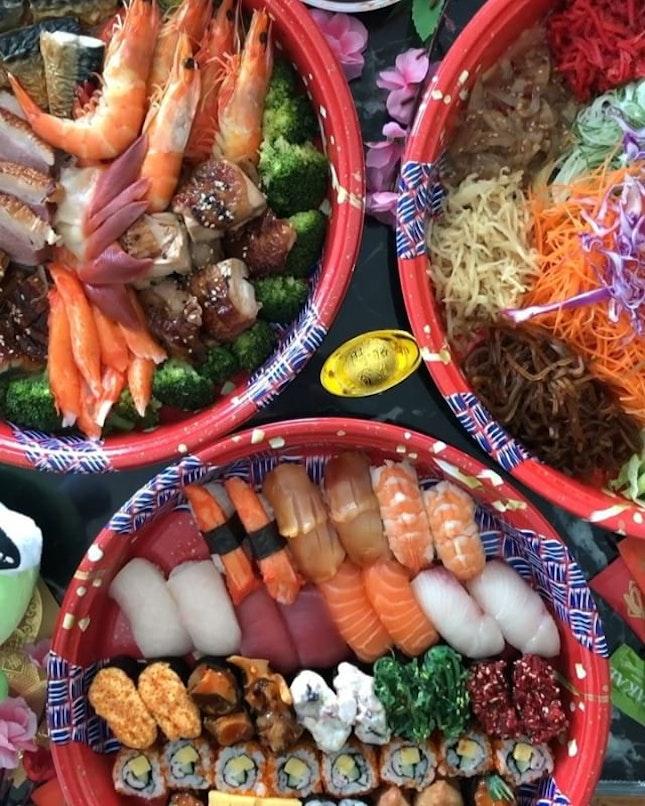 [CNY – Sakae Sushi] .