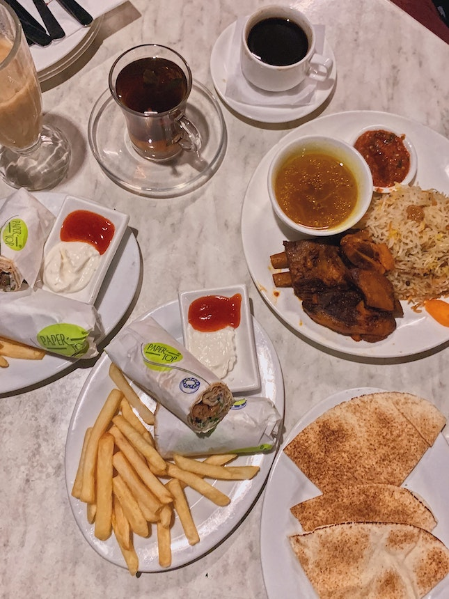 Top Middle Eastern Foods In KL