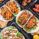 Beef Bulgogi Tacos [$12++] On Point