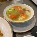 Salted Vegetable Duck Meat Soup