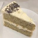 Lavender Earl Grey Cake