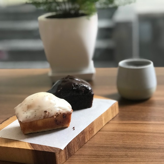 Cold Brew And Cakes